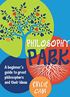 Cover art, Philosophy Park
